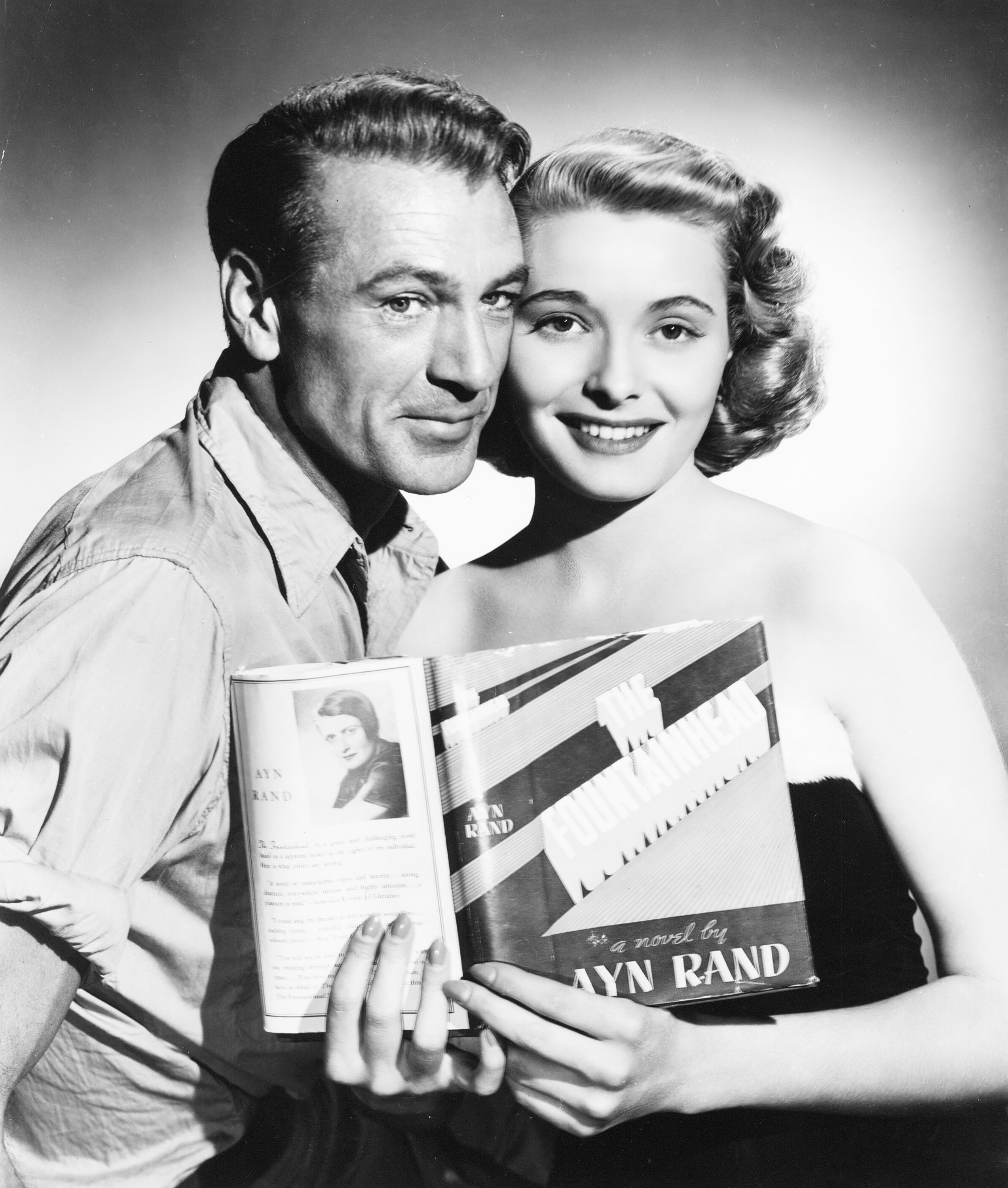The Fountainhead (1949) Directed by King Vidor Shown: Gary Cooper, Patricia Neal  Featuring: The Fountainhead (1949) When: 01 Jan 1949 Credit: WENN.com  **WENN does not claim any ownership including but not limited to Copyright or License in the attached material. Fees charged by WENN are for WENN's services only, and do not, nor are they intended to, convey to the user any ownership of Copyright or License in the material. By publishing this material you expressly agree to indemnify and to hold WENN and its directors, shareholders and employees harmless from any loss, claims, damages, demands, expenses (including legal fees), or any causes of action or allegation against WENN arising out of or connected in any way with publication of the material.**