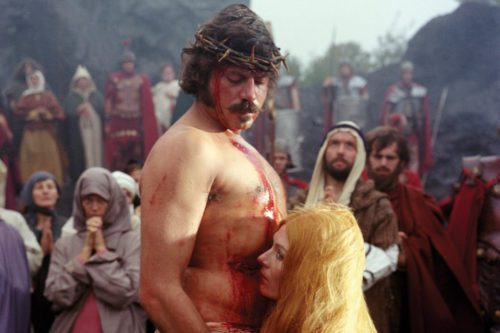 Oliver Reed and Vanessa Redgrave in Ken Russell's The Devils