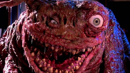 Antagonist creature from TerrorVision (1986)