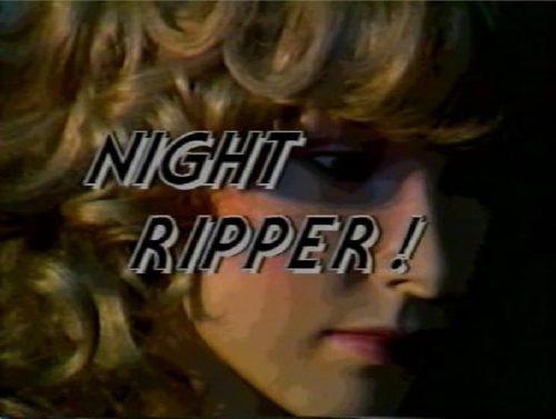 Night Ripper title screencap