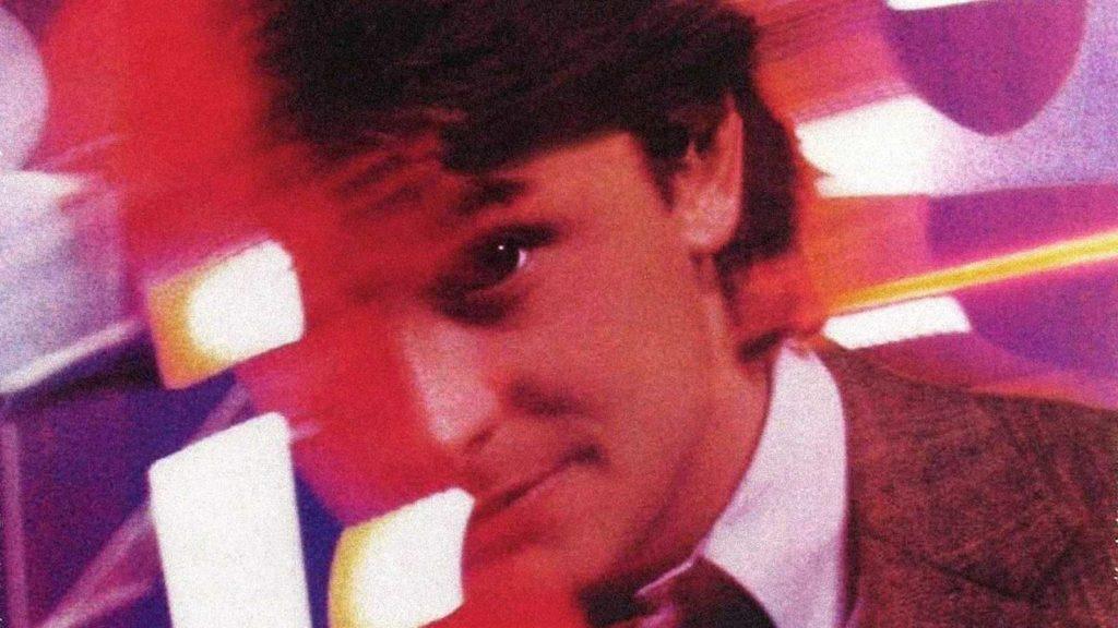 Michael J. Fox in key art for Bright Lights, Big City 1988