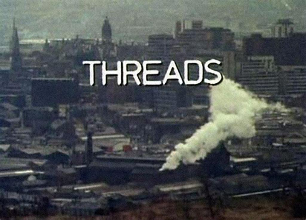 Threads (1984) title screen