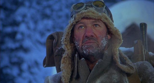 Gene Hackman in Nicolas Roeg's Eureka (1983)
